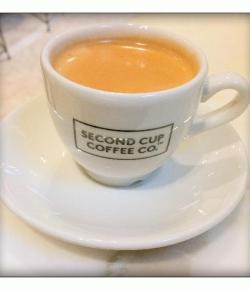 Perfect. #SecondCupReimagined #Espresso