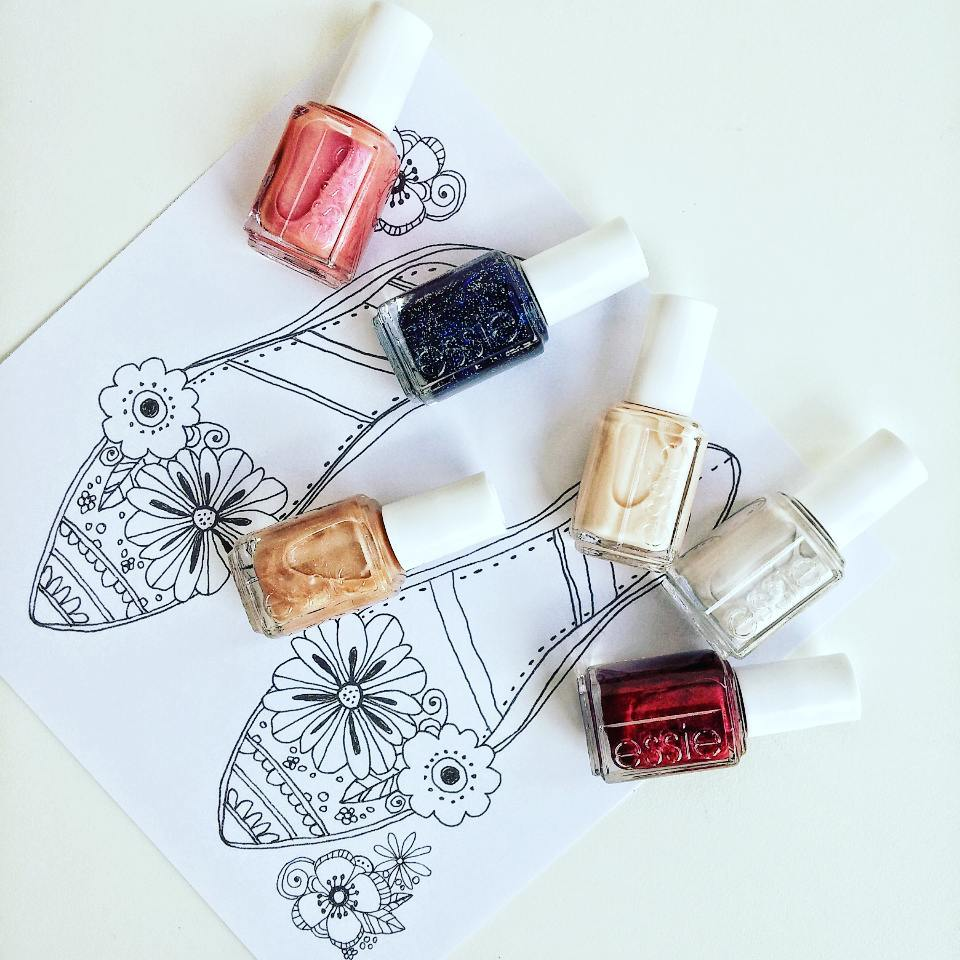 @essiecanada #RetroRevival collection ='s #LimitedEdition everything.  #SpringIsComing...