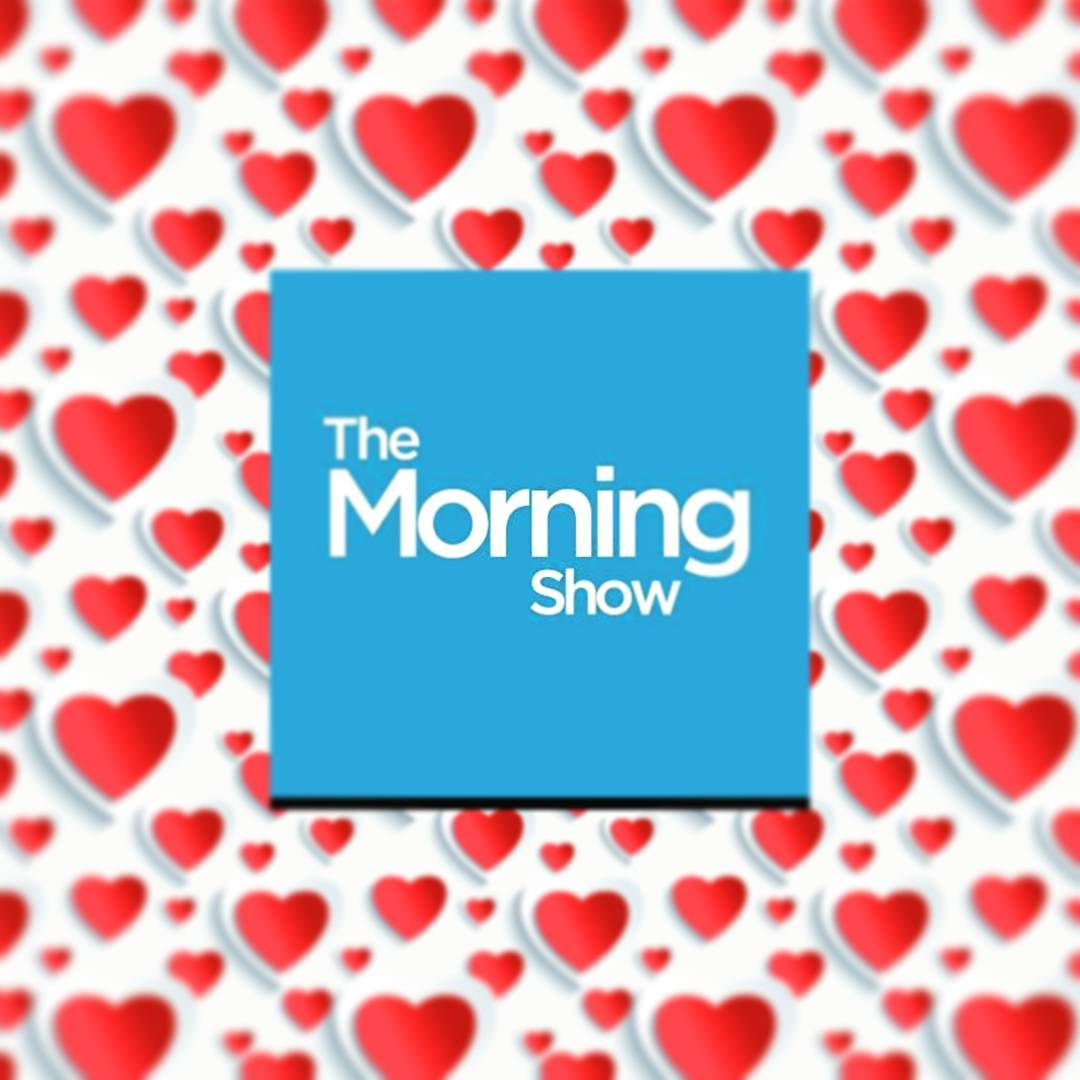 Catch me on tmrw's @morningshowto for my rundown of the best #Valentine #giftideas for every stage of your relationship!