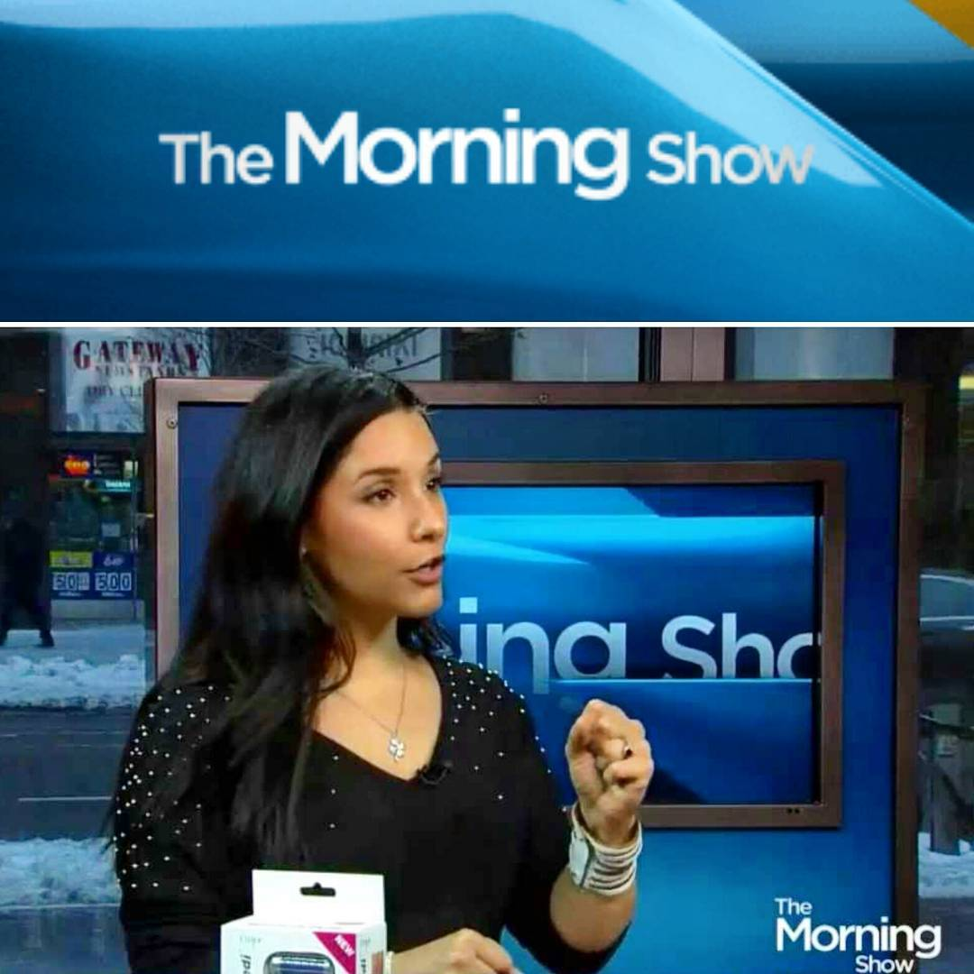 Catch me tmrw morning @ 9:20 on @globaltv's the @morningshowto with @lizafromer. We talk red carpet #beauty products inspired by 5 #celeb looks!