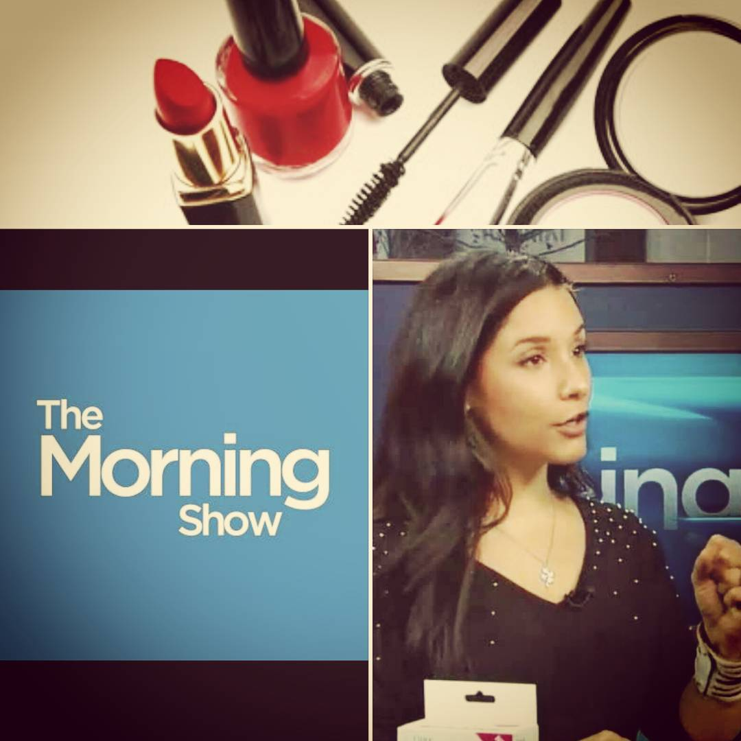 Catch tmrw mornings @morningshowto for my picks of this Springs top #BeautyTrends. I'll dole out the facts & products and the lovely @jesshaisinger will doll up our models on-air! Tune in @ 8:40 am