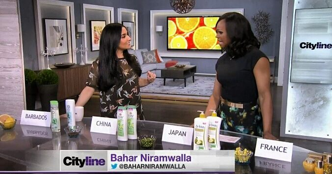 So, last week, I took @tracycityline on a world-tour of #beauty on @CitylineCA ... copy/paste to catch the segment! http://bit.ly/1UIn5Wi