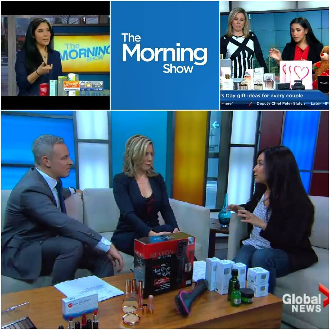 Catch tmrw's @MorningShowTo national edition at 9:20 am for my latest #beauty segment!