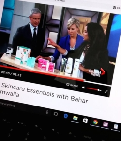 From this mornings segment: @morningshowto talking abt a fall skincare switch up. Key word: #Hydration! @esteelauder's Advanced Night Repair Ampoules are an overnight skin-miracle! One tiny ampoule uaed at night time for 2 weeks will bring your parched summer-skin back to life!